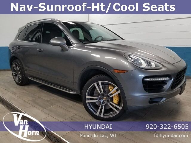 2012 Porsche Cayenne Turbo Milwaukee WI