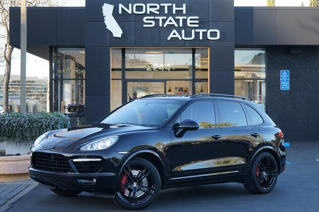 2012_Porsche_Cayenne_Turbo_ Walnut Creek CA