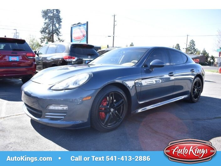 2012 Porsche Panamera 4 AWD Hatchback Bend OR