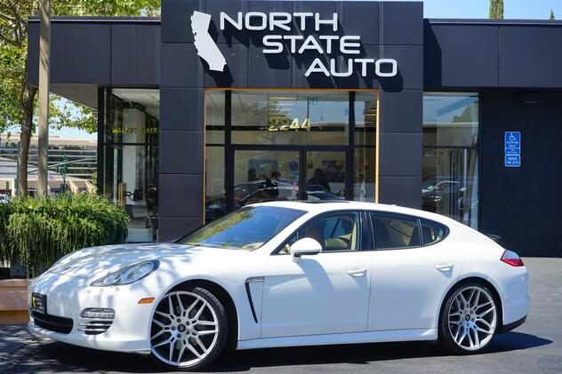 2012_Porsche_Panamera_4_ Walnut Creek CA