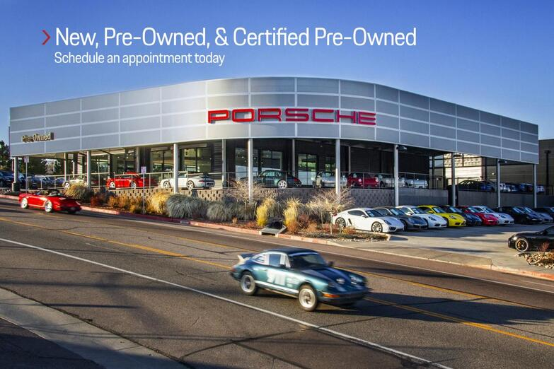 2012 Porsche Panamera 4S Colorado Springs CO