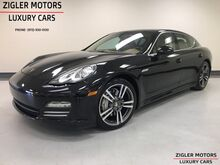 2012_Porsche_Panamera_4S Sport Chrono Plus 20 Turbo II wheels low miles Clean Carfax_ Addison TX