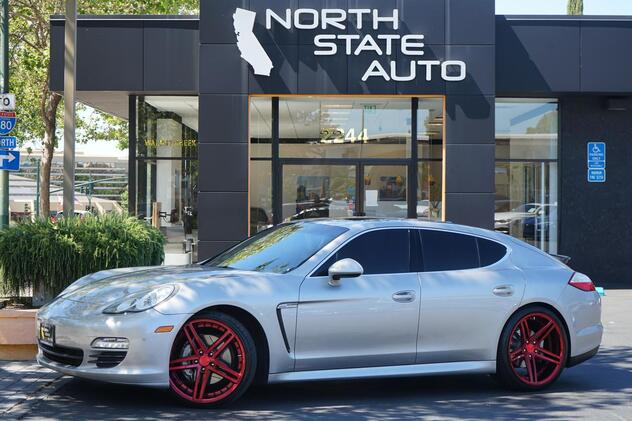 2012_Porsche_Panamera_S_ Walnut Creek CA