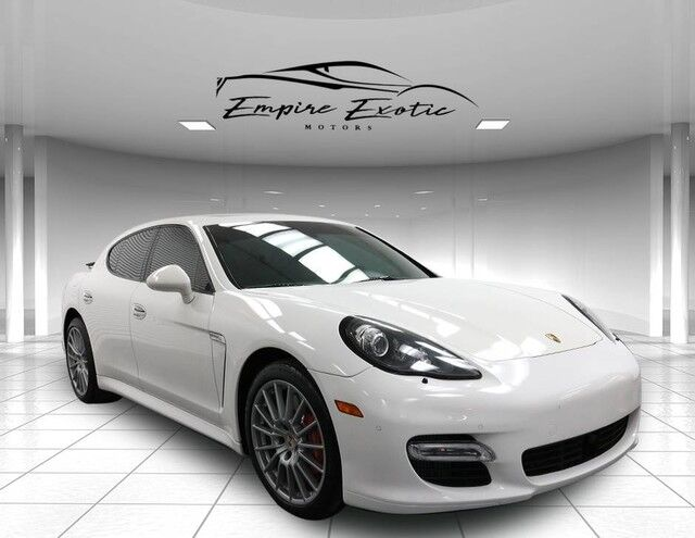 2012 Porsche Panamera Turbo Addison TX