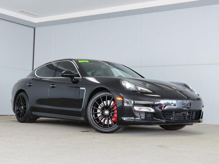 2012 Porsche Panamera Turbo Merriam KS