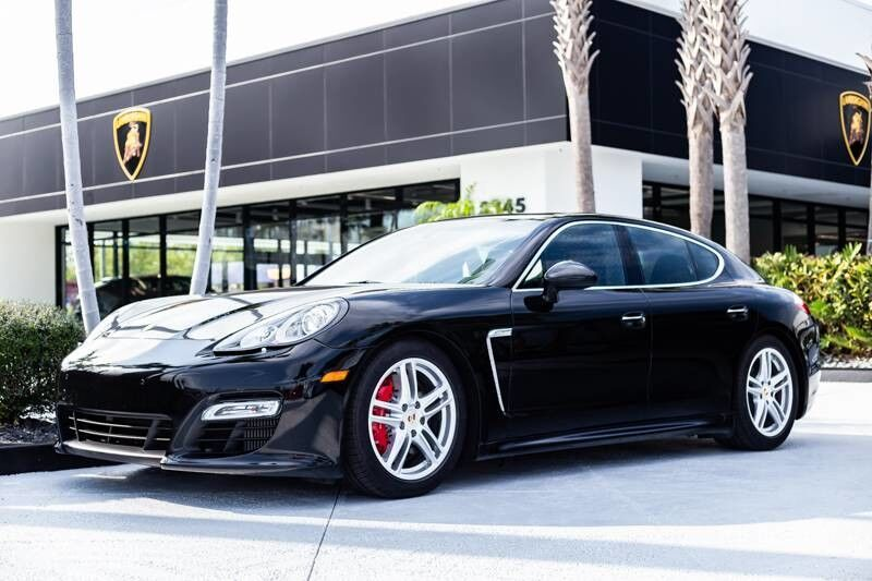 2012_Porsche_Panamera_Turbo_ Palm Beach FL