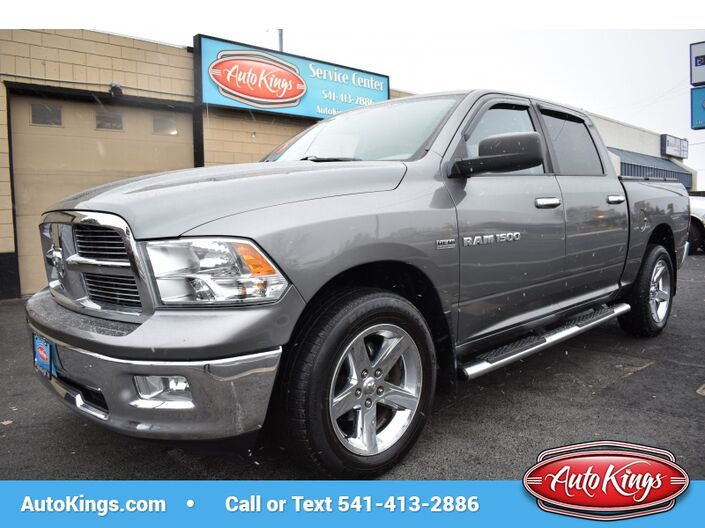 2012 RAM 1500 4WD Big Horn Crew Cab Bend OR