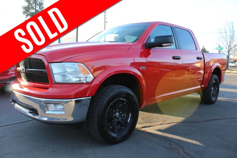 2012 RAM 1500 4WD Crew Cab Outdoorsman Bend OR