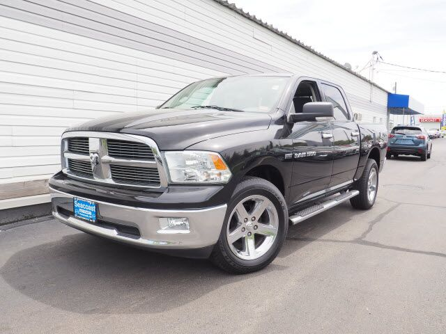 2012 RAM 1500 Big Horn Portsmouth NH