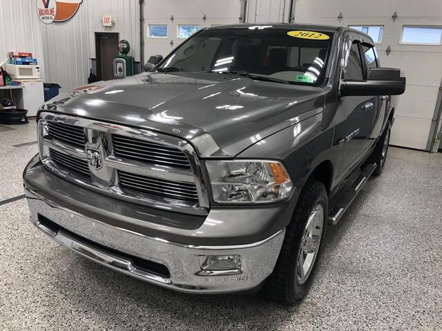 2012 RAM 1500 CREW CAB 4X4 BIG HORN Bridgeport WV