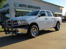 2012_RAM_1500_ST Crew Cab 8CYL 4X4 AUTOMATIC, CLOTH SEATS, BLUETOOTH CONNECTIVITY, AUX/USB INPUT_ Plano TX