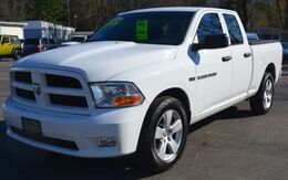 2012_RAM_1500_ST Quad Cab 4WD_ Ulster County NY