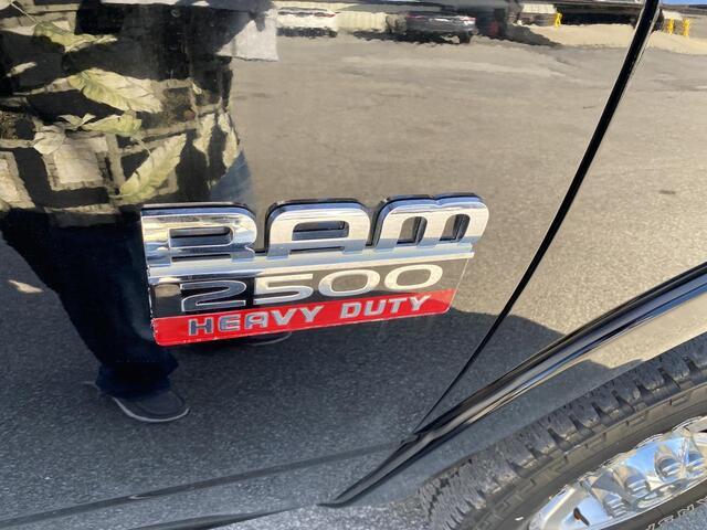 2012 RAM 2500 CREW CAB 4X4 BIG HORN 6 SPEED MANUAL TRANSMISSION Bridgeport WV