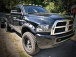 2012 RAM 2500 CREW CAB 4X4 ST 6 SPEED MANUAL TRANSMISSION