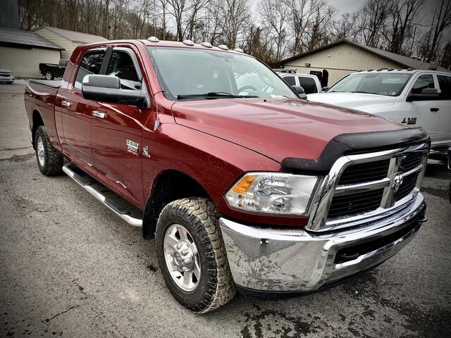 2012_RAM_2500 MEGA CAB 4X4_SLT_ Bridgeport WV