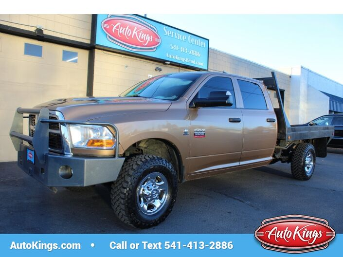 2012 RAM 3500 4WD Crew Cab Bend OR