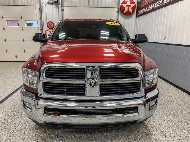 2012 RAM 3500 CREW CAB 4X4 SLT 6 SPEED MANUAL TRANSMISSION Bridgeport WV