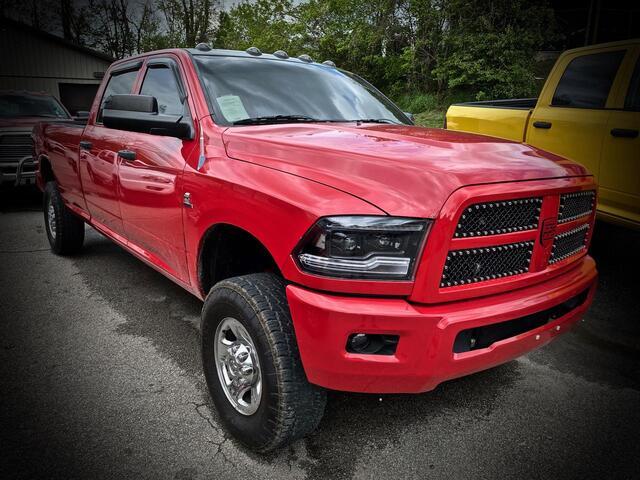 2012_RAM_3500 CREW CAB 4X4_ST_ Bridgeport WV