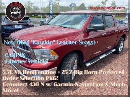 2012_Ram_1500_4x4 Crew Cab Big Horn_ Arlington VA