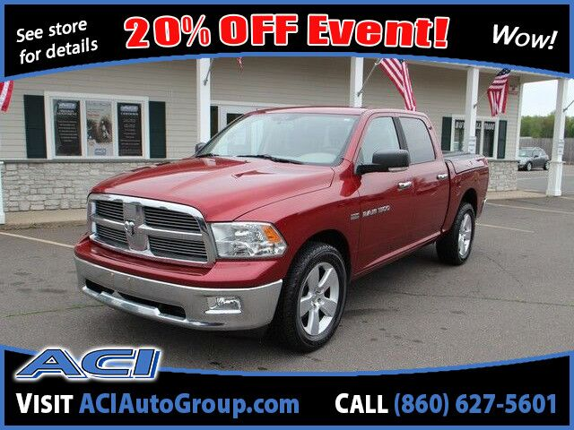 2012 Ram 1500 Big Horn East Windsor CT