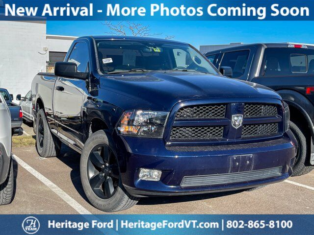 2012 Ram 1500 Express South Burlington VT