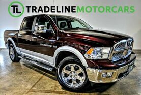 2012_Ram_1500_Laramie REAR VIEW CAMERA, LEATHER, BLUETOOTH AND MUCH MORE!!!_ CARROLLTON TX