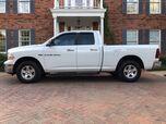 2012 Ram 1500 Outdoorsman 1-OWNER 4WD EXCELLENT CONDITION BEST SERVICE HISTORY NEW SET OF TIRES MUST C & DRIVE.