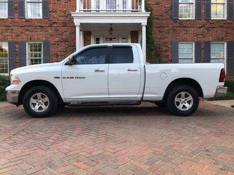 2012 Ram 1500 Outdoorsman 1-OWNER 4WD EXCELLENT CONDITION BEST SERVICE HISTORY NEW SET OF TIRES MUST C & DRIVE. Arlington TX