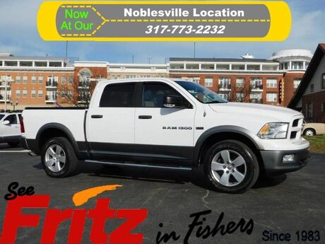 2012 Ram 1500 Outdoorsman Fishers IN