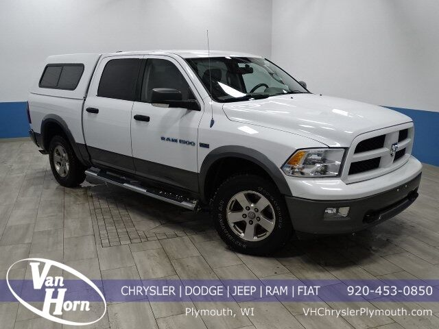 2012 Ram 1500 Outdoorsman Plymouth WI