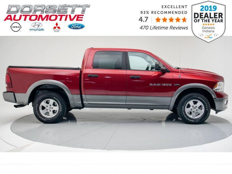 2012 Ram 1500 Outdoorsman Terre Haute IN