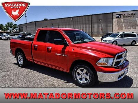 2012_Ram_1500_SLT_ Lubbock & Wolfforth TX