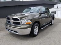 Ram 1500 SLT ONE OWNER NO ACCIDENTS 2012
