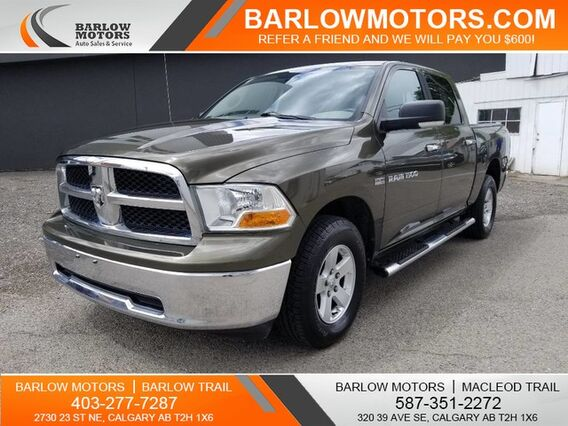 2012_Ram_1500_SLT ONE OWNER NO ACCIDENTS_ Calgary AB