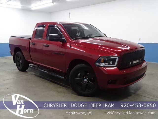 2012 Ram 1500 ST Plymouth WI