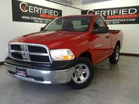Ram 1500 ST TOW PACKAGE CRUISE CONTROL HILL START ASSIST AUTOMATIC HEADLAMPS CD/MP3 2012