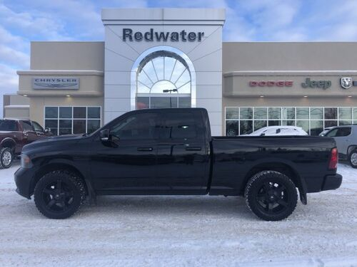 2012_Ram_1500_Sport - 5.7L Engine - Back-Up Camera - Sunroof_ Redwater AB