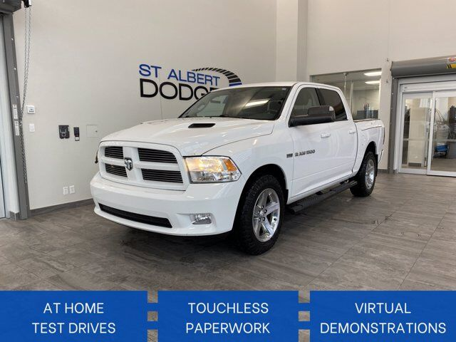 2012 Ram 1500 Sport | HTD/COOLED SEATS | RMT START