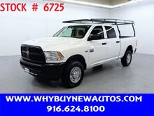 2012_Ram_2500_~ 4x4 ~ Crew Cab ~ Only 35K Miles!_ Rocklin CA