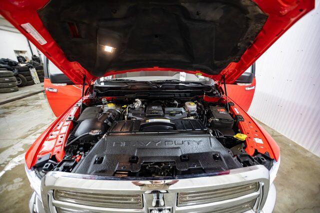2012 Ram 2500 4x4 Crew Cab SLT Diesel Red Deer AB