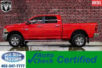 2012_Ram_2500_4x4 Crew Cab SLT Diesel_ Red Deer AB