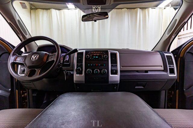 2012 Ram 2500 4x4 Crew Cab SLT Longbox Diesel Red Deer AB