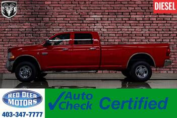 2012_Ram_2500_4x4 Crew Cab ST Longbox Diesel Manual_ Red Deer AB
