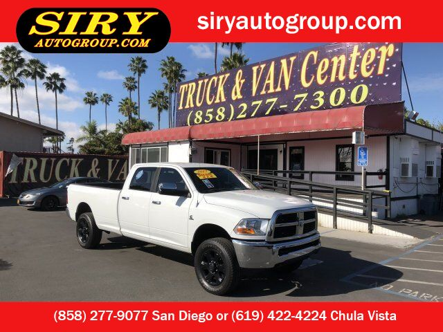 2012 Ram 2500 4x4 SLT San Diego CA