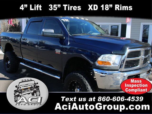 2012 Ram 2500 ST East Windsor CT
