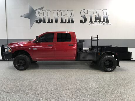 2012 Ram 3500 4WD DRW Welder Bed Cummins Dallas TX