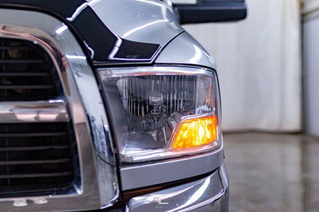 2012 Ram 3500 4x4 Crew Cab SLT Diesel Red Deer AB
