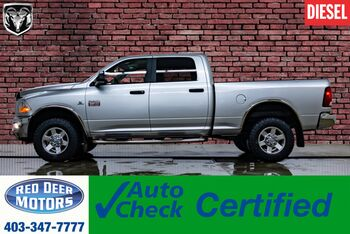 2012_Ram_3500_4x4 Crew Cab SLT Diesel_ Red Deer AB
