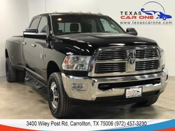 2012_Ram_3500_BIG HORN CREW CAB LWB 4WD DRW 6.7L DIESEL AUTOMATIC 5TH WHEEL HI_ Carrollton TX