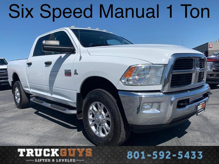 2012 Ram 3500 SLT West Valley City UT